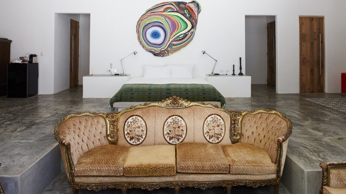 Pablo Escobar's Tulum Beach Estate is Now an Art Hotel and You Can Stay There