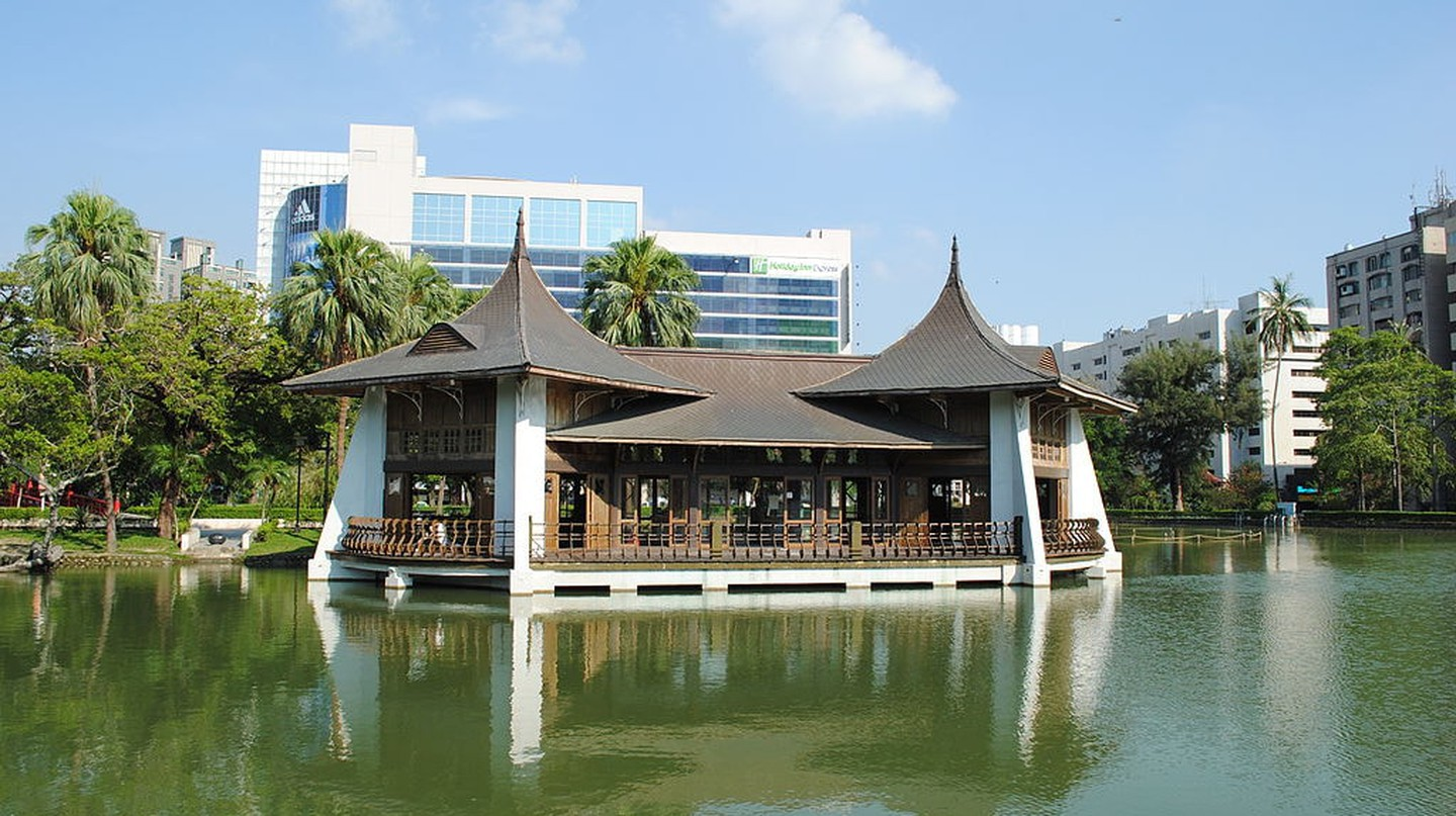 Taichung Park | © Comet115 / Wikimedia
