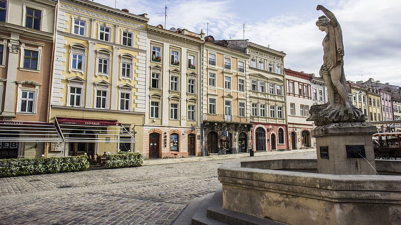 Lviv city | © Petar Milošević/WikiCommons