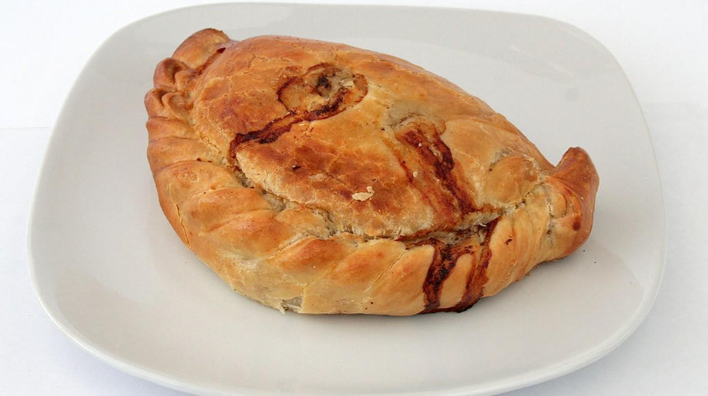 Cornish pasty  © WikiCommons