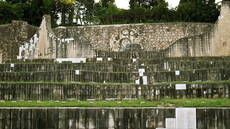 Partisan Memorial in Mostar | © Kripptic/WikiCommons