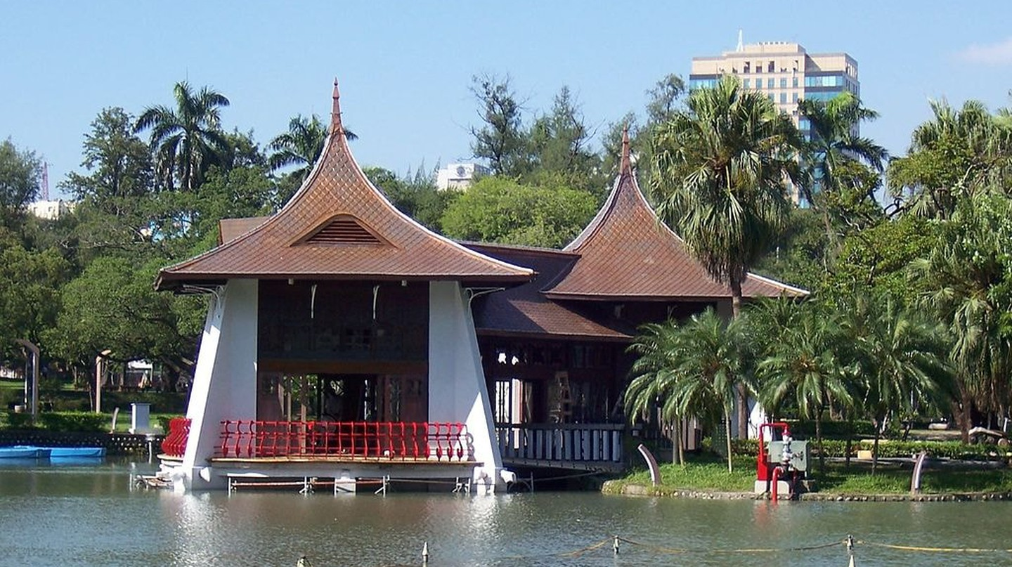Taichung Park | © yoxem / WikiCommons