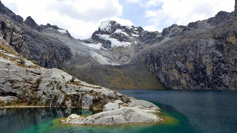 Laguna Churup trail from Huaraz | © Madeleine Deaton / Flickr