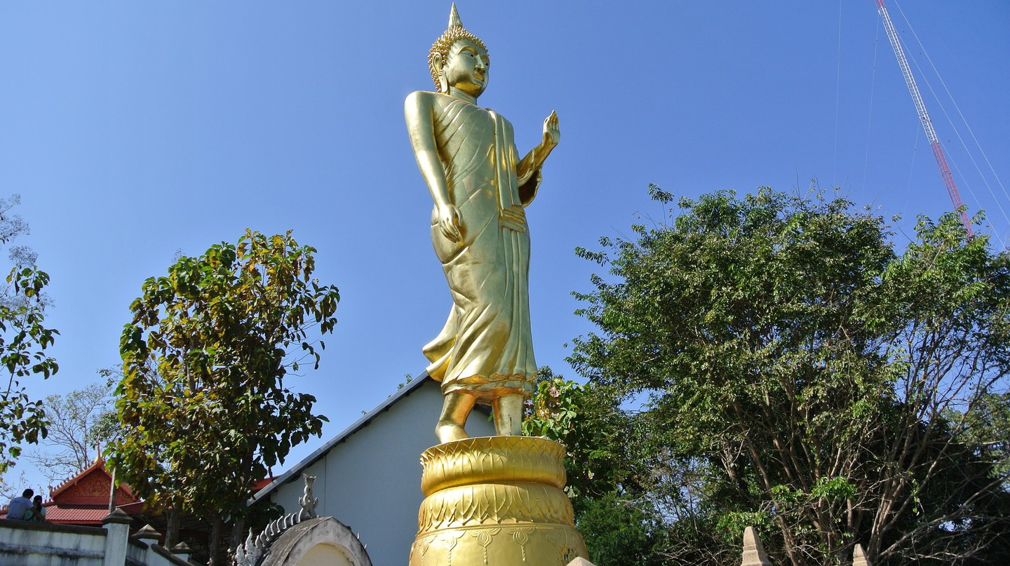 Wat Phra That Khao Noi | © James Antrobus/Flickr