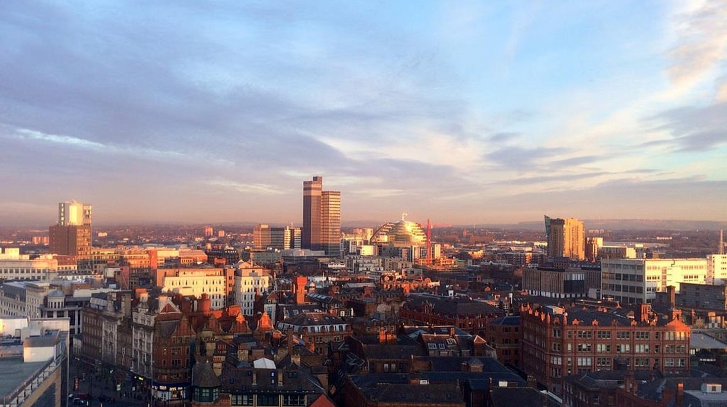 Romantic view over Manchester | © Stacey MacNaught / Flickr
