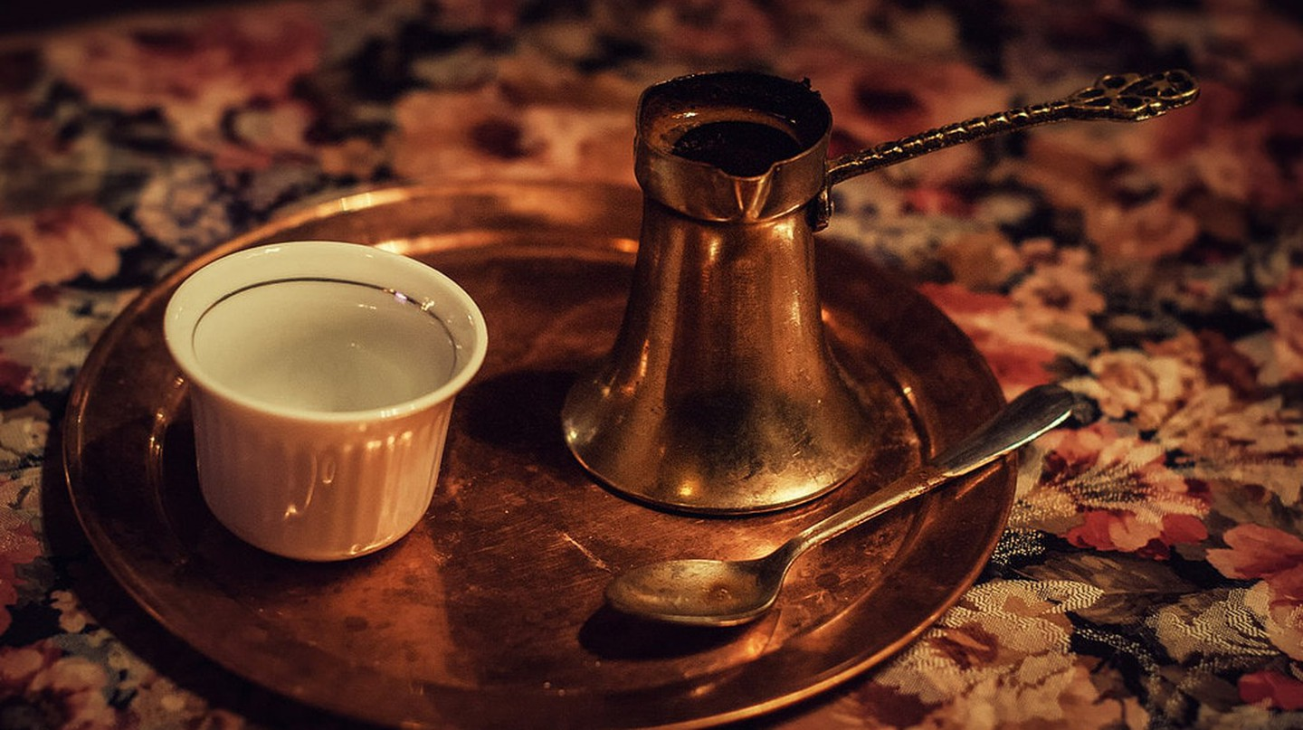 Bosnian Coffee | © Michal Huniewicz/Flickr
