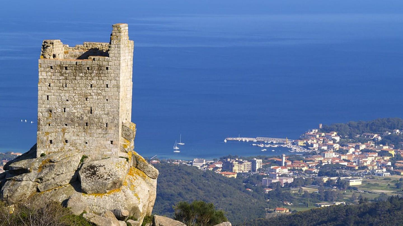 Elba Island| ©David Gemignani/Flickr