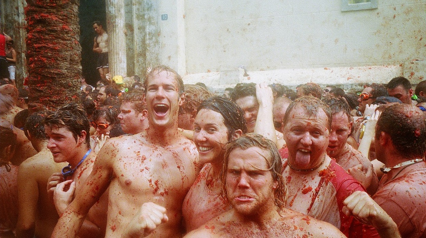 La Tomatina | ©Graham McLellan / Flickr