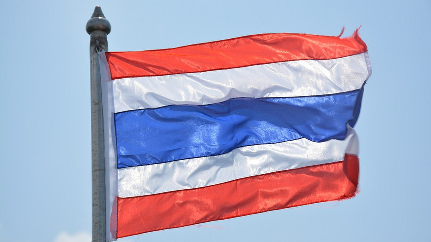 Thai flag | © Paul Arps/Flickr
