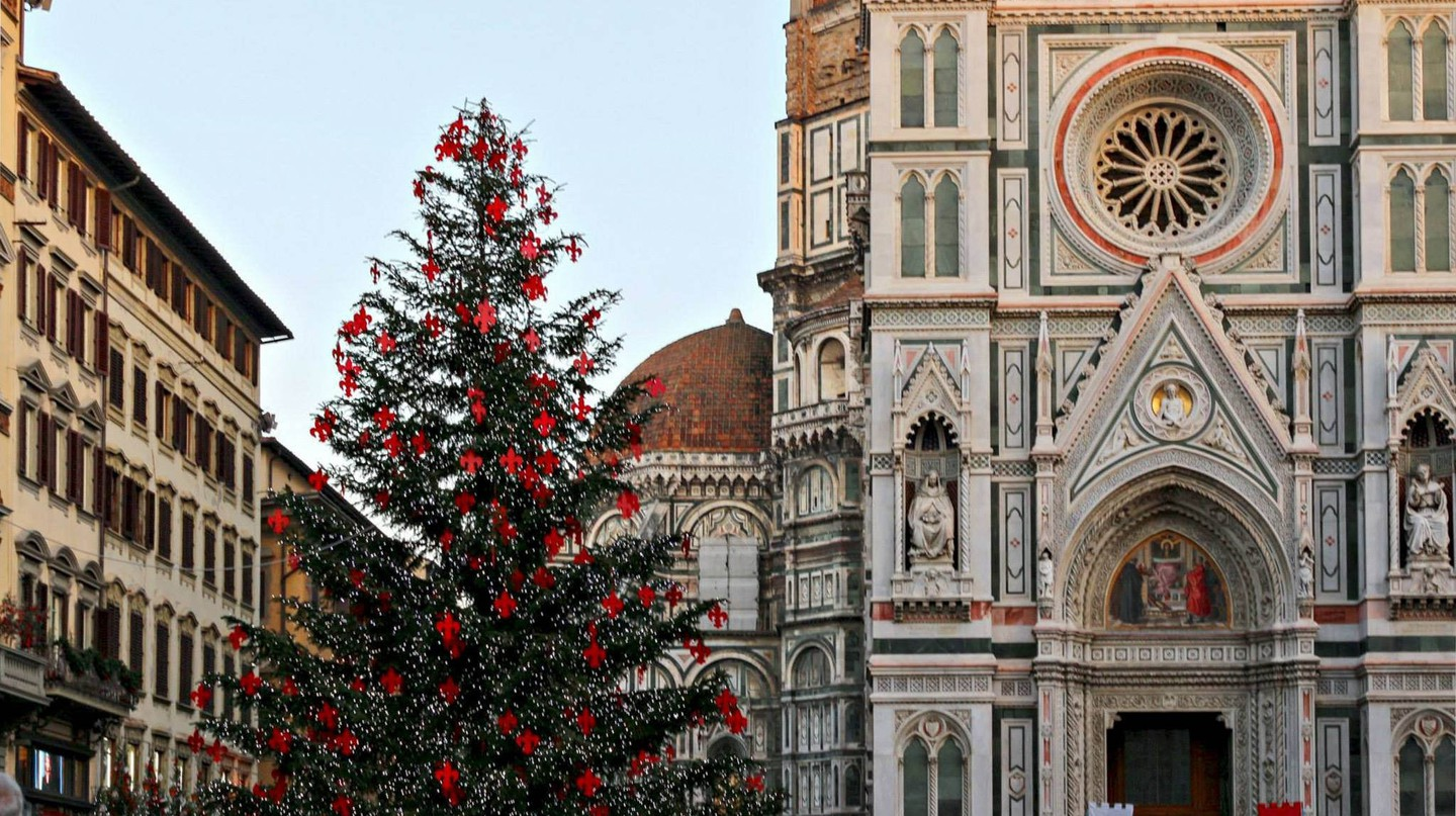 Christmas in Florence| ©Mirella/Flickr