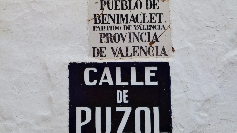 Street signs in Benimaclet, Valencia I © Antonia Marin Segovia / Flickr