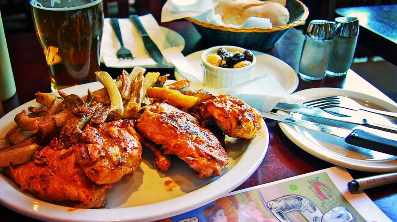 Portuguese Work Lunch   © Mo Riza./Flickr