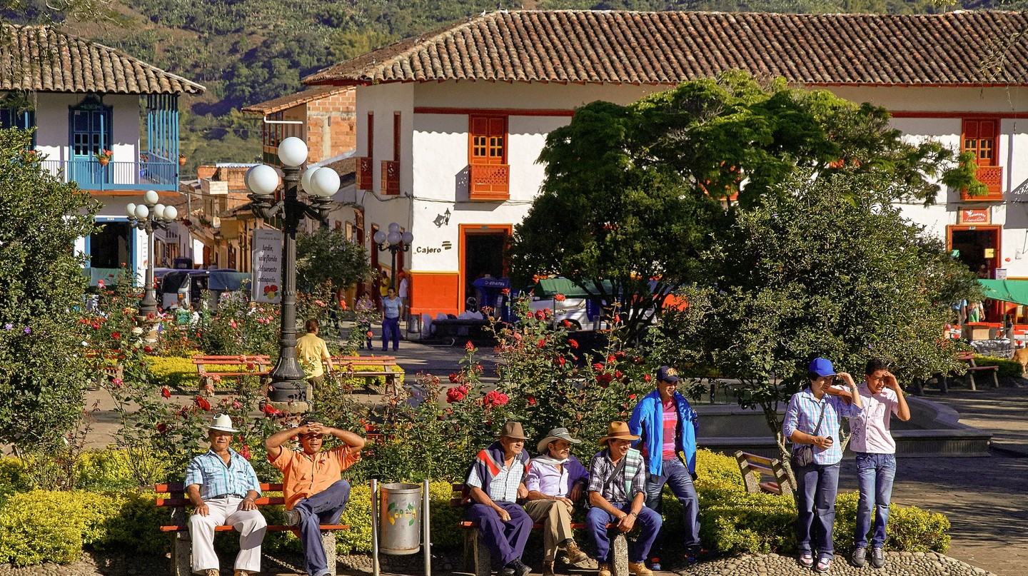 Jardin, Colombia|© Pedro Szekely / Flickr