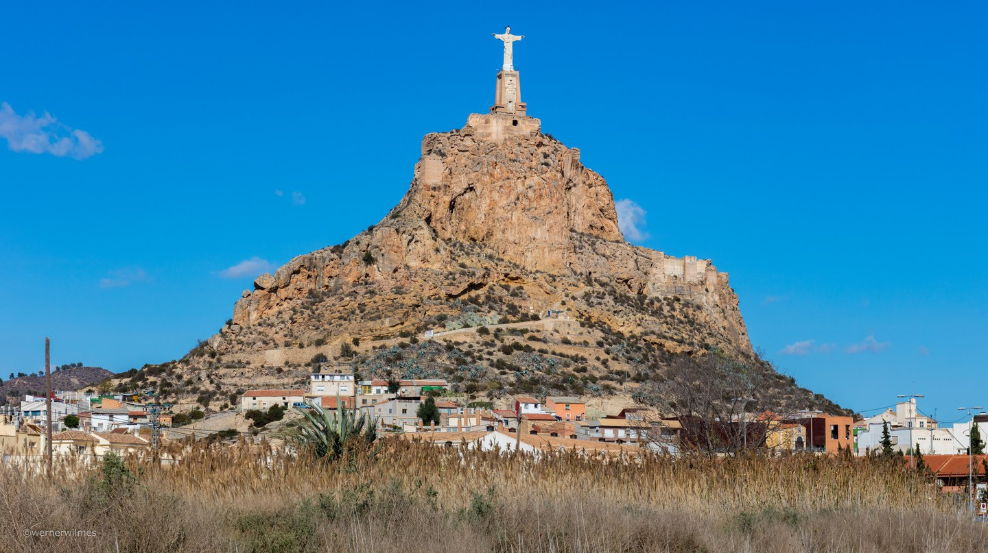Monteagudo Castle, Murcia, Spain | © Werner Wilmes / Flickr