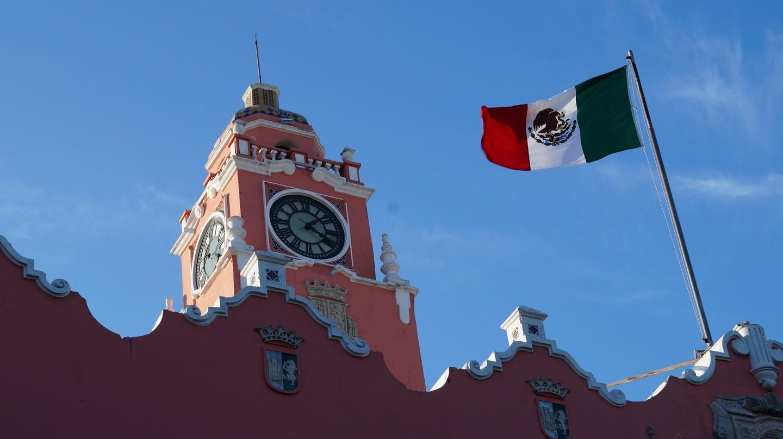Palacio Municipal, Merida, Mexico © Niek Van Son / flickr