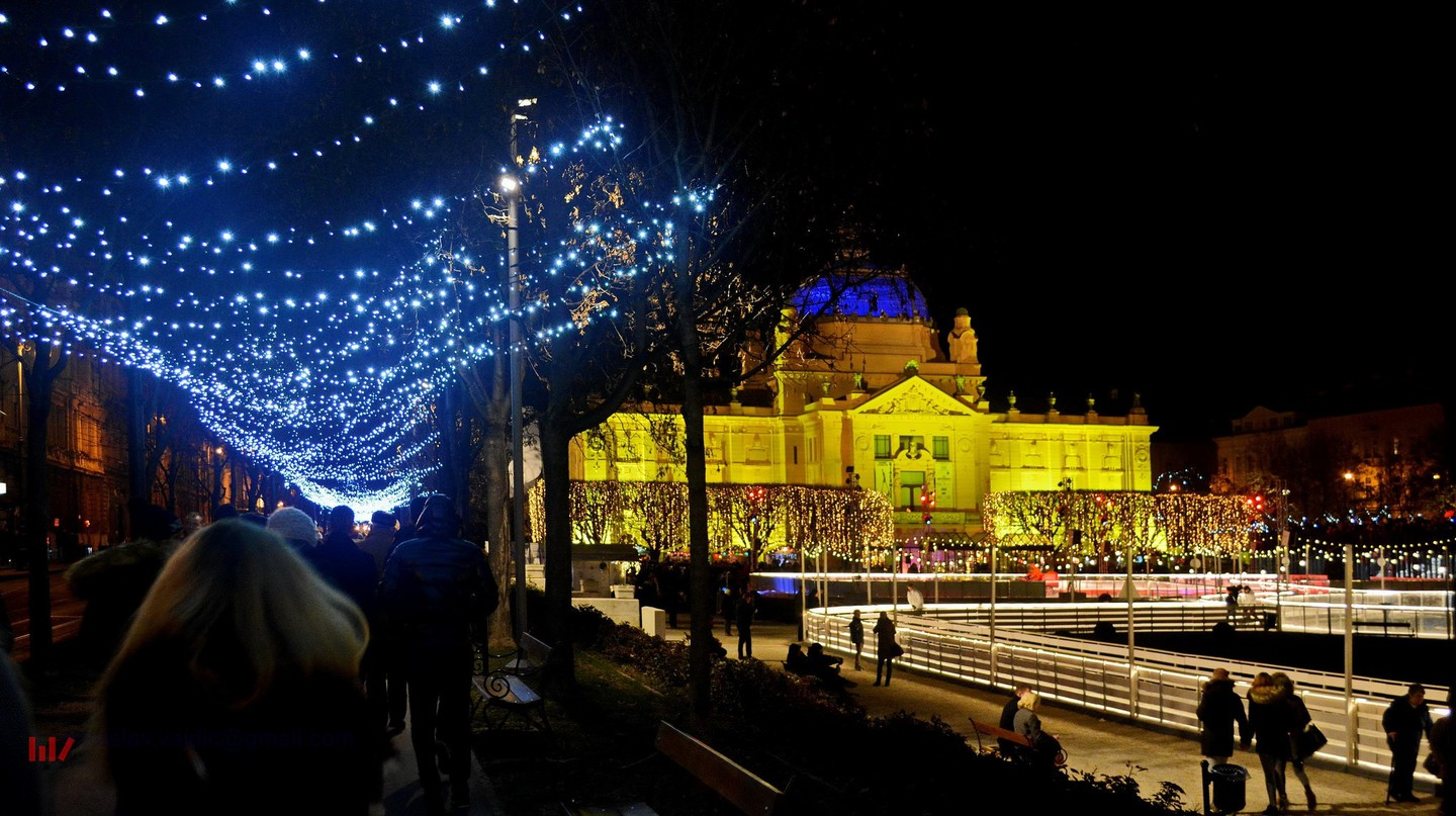 Zagreb Advent | © Miroslav Vajdic/Flickr