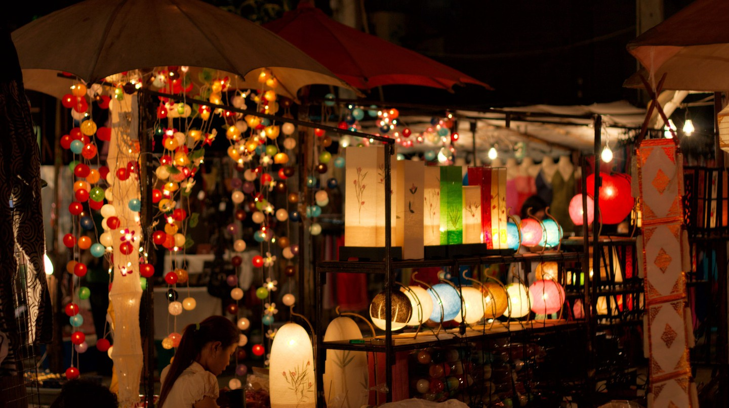 Chiang Mai night market | © Christian Haugen/Flickr