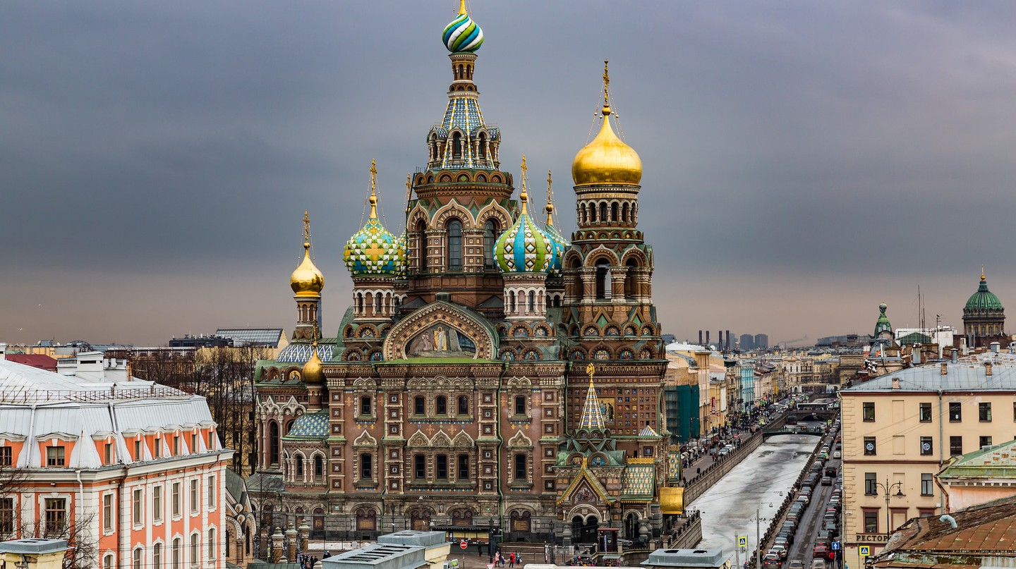 Church of the Saviour of Spilled Blood | © ninara / Flickr