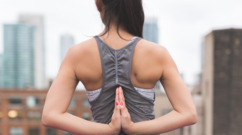 Yoga | © Hamza Butt/Flickr