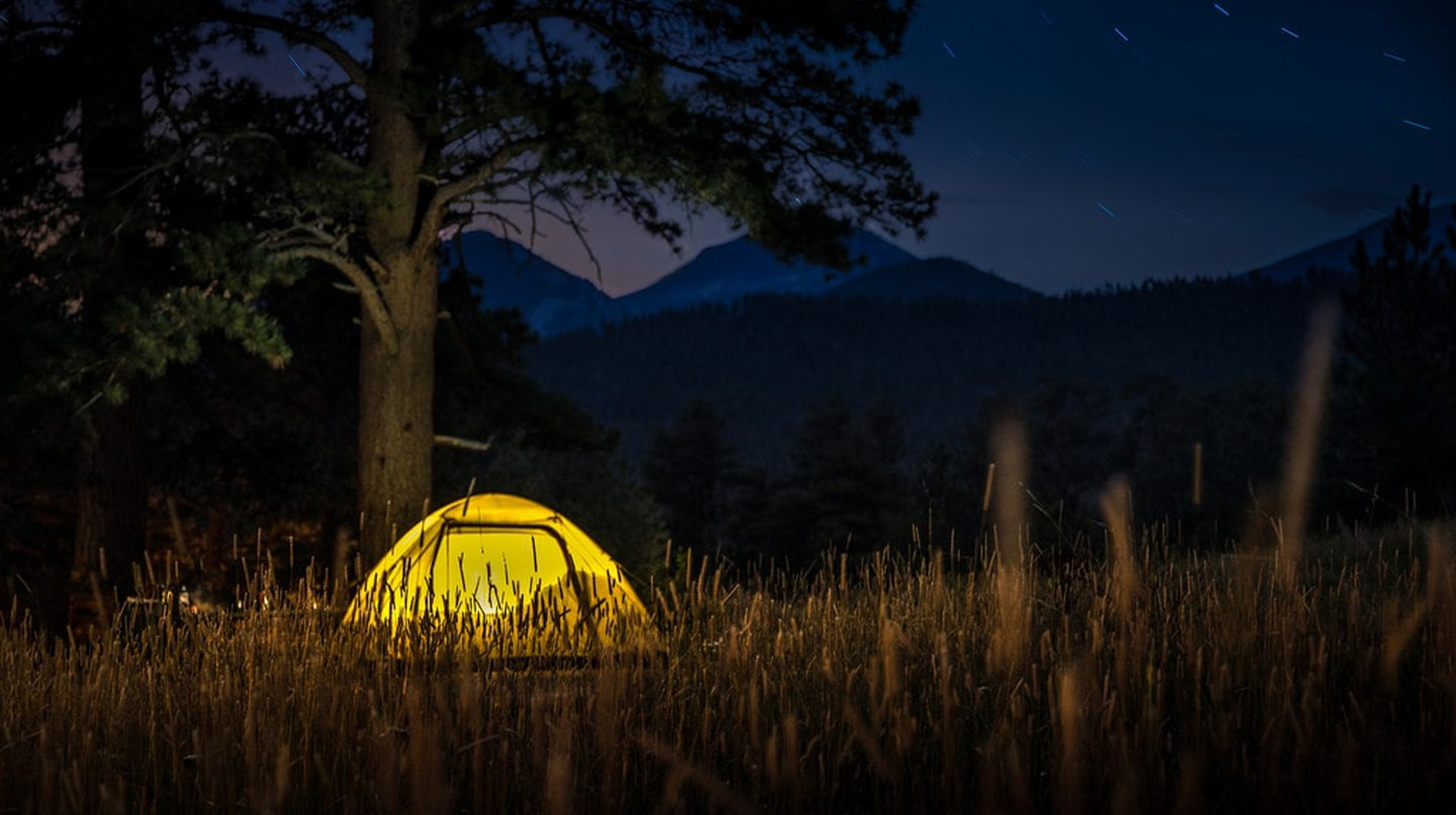Campsite | © Christina Collins / PhotoPin