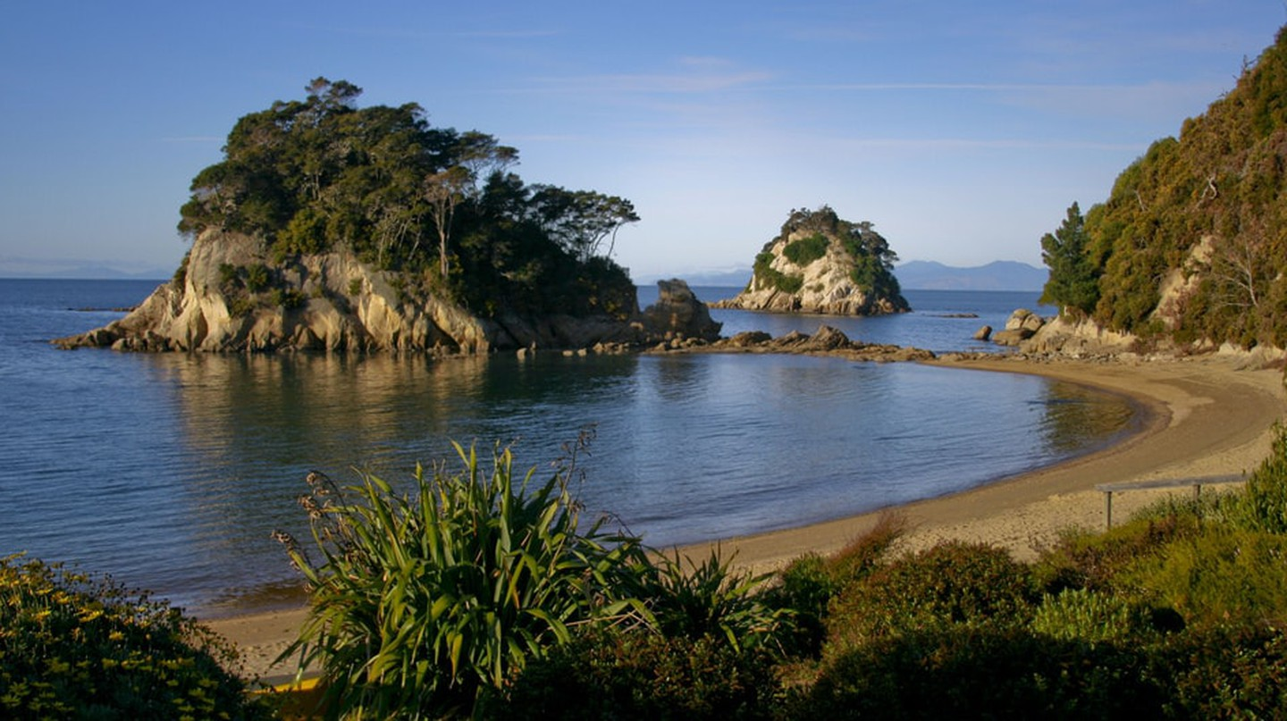 Little Kaiteriteri Beach | © Jonathan Reid/Flickr