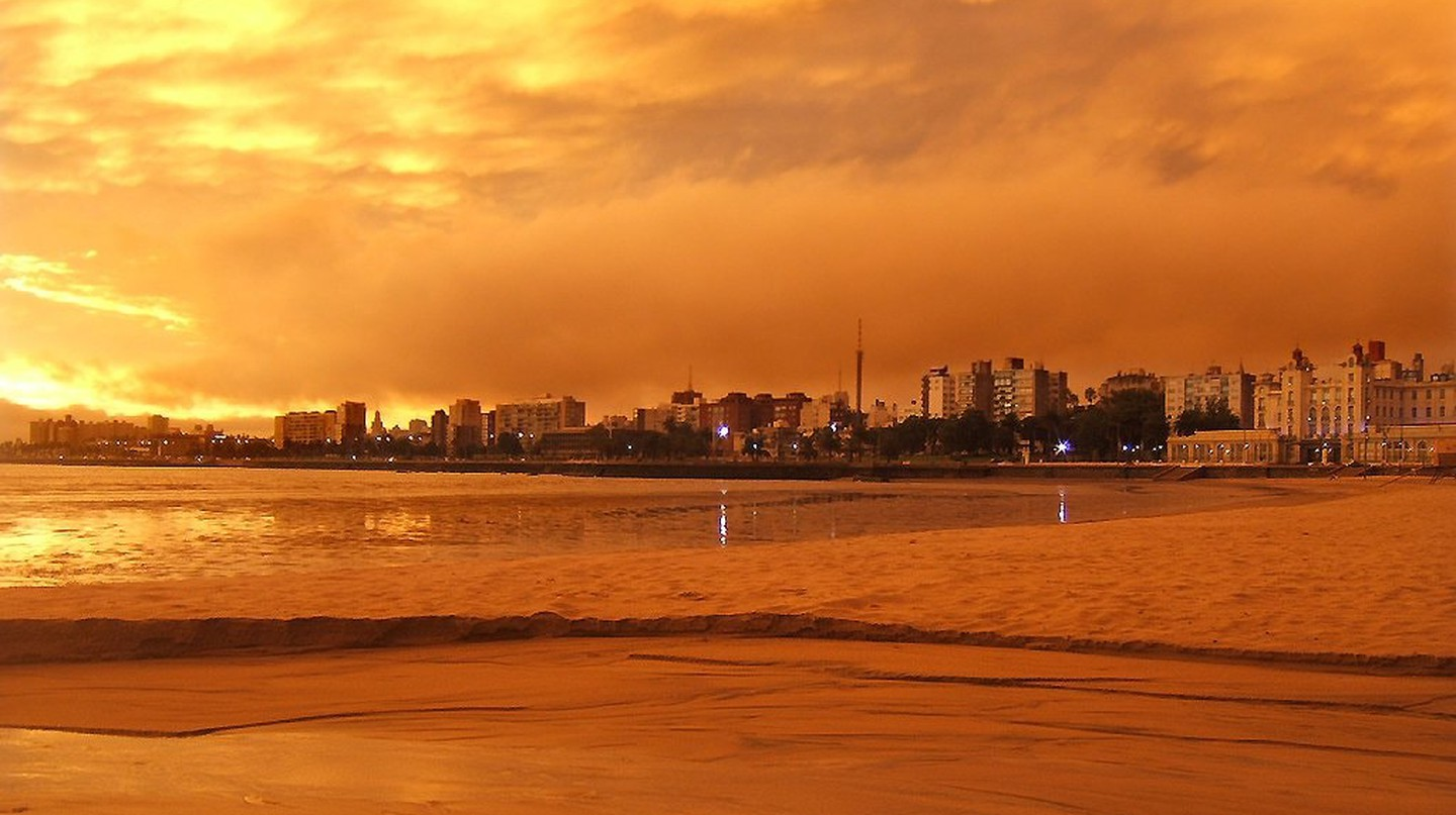 Montevideo skyline | © Vince Alongi / Flickr