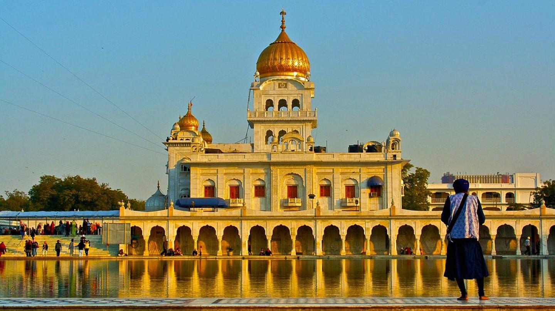 Gurudwara Bangla Sahib | © Sakeeb Sabakka / Flickr