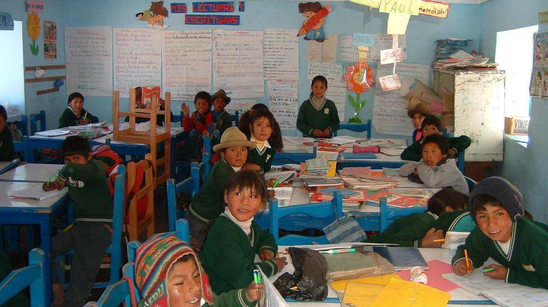 Volunteering in Peru | © Bob Betzen / Flickr