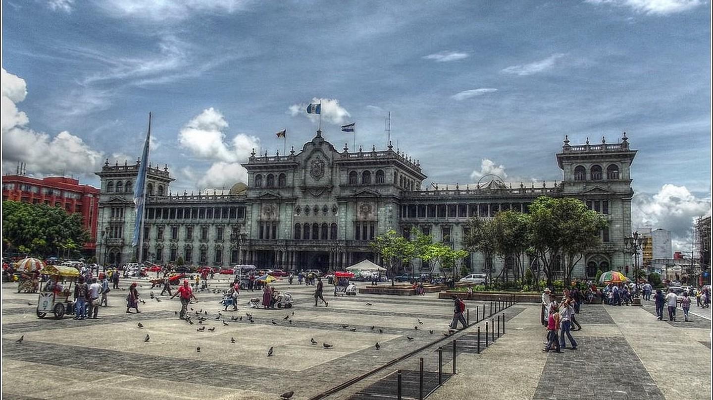 Palacio Nacional, Guatemala City | © Fernando Reyes Palencia / Flickr