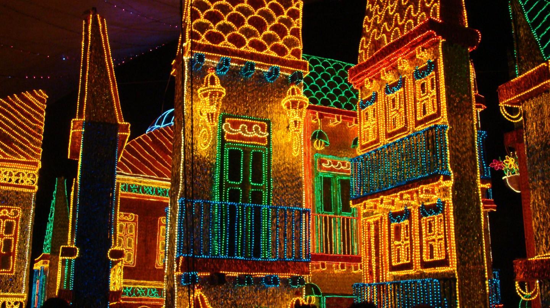 Medellin by night | © Iván Erre Jota / Flickr