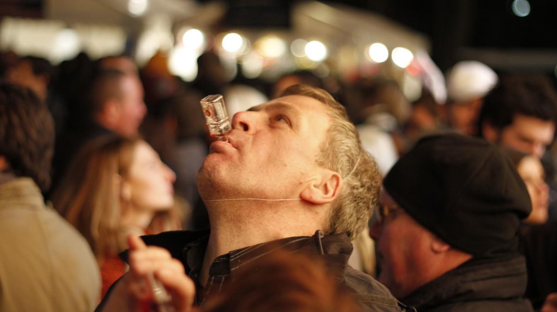 New Year's Berlin   © Guillaume Flambeau Von Uslar / Flickr