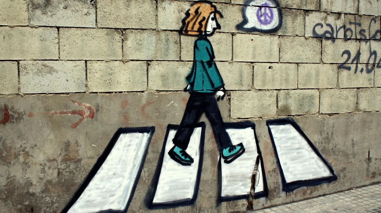 Graffiti in Beirut | © Meg Chang/ Flickr