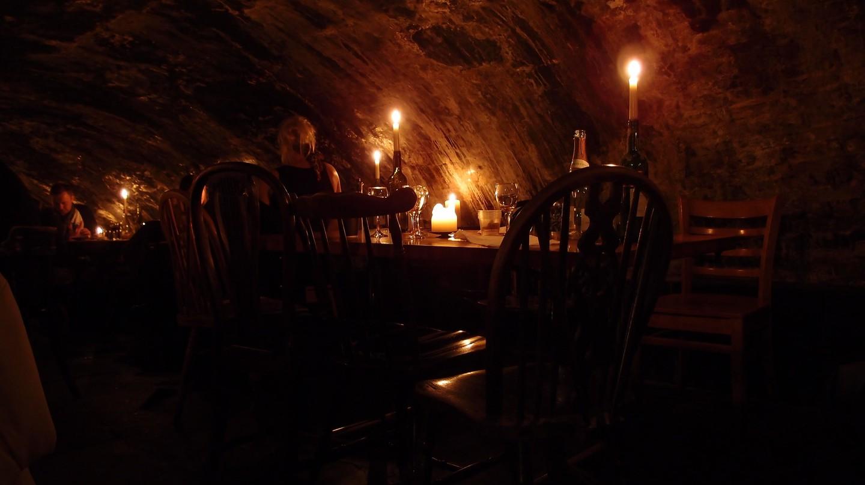 Gordon's cellar | © Graeme Maclean/Flickr