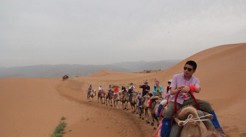 Camel Riding in Ningxia | © Lawrence Wang / Flickr