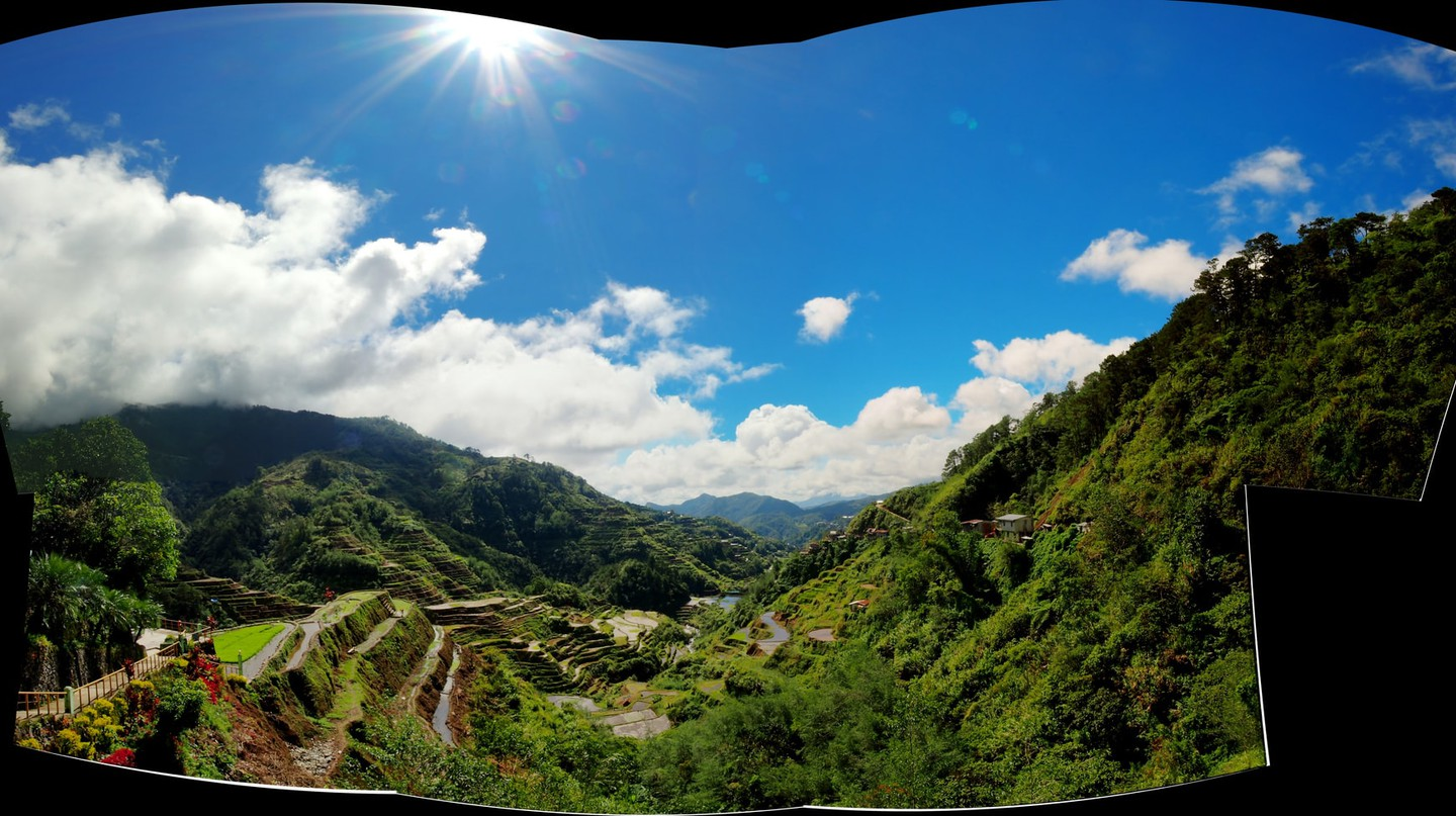 Banaue Rice Terraces Viewpoint | © Doods Dumaguing / Flickr