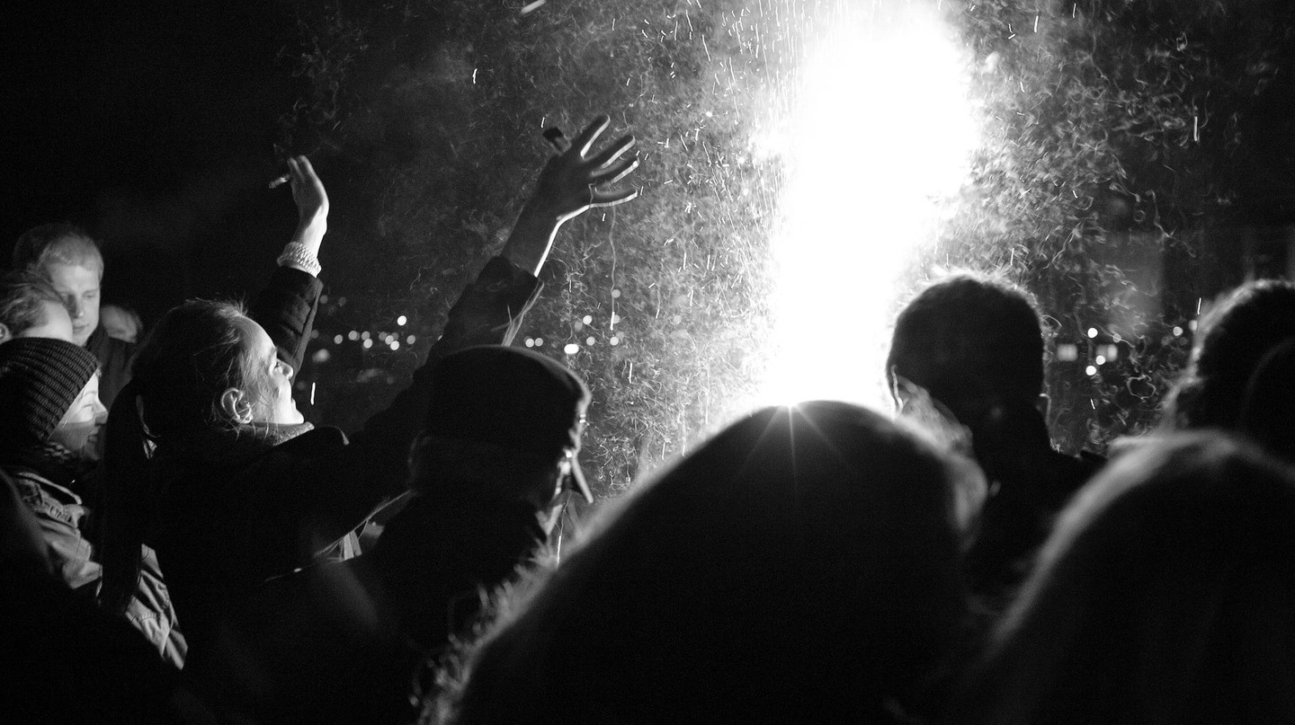New Year's Eve |  ©  Sascha Kohlmann / Flickr