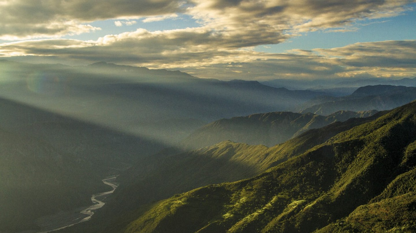 The Chicamocha Canyon near San Gil | © Sergio Fabara Muñoz / Flickr