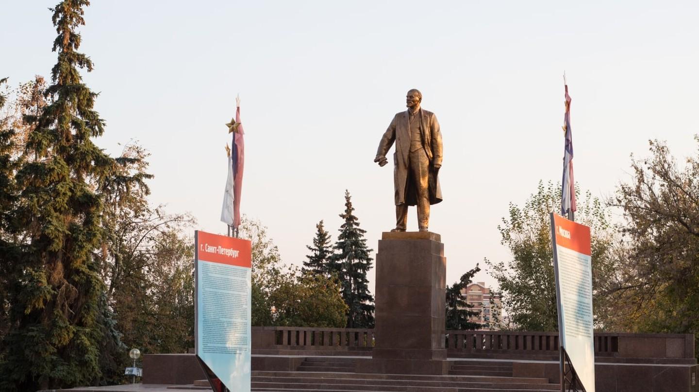 Lenin Statue in Saransk | © Volodimir 212 / WikiCommons