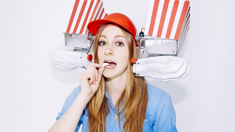 The Popcorn Machine |Courtesy of Simone Giertz