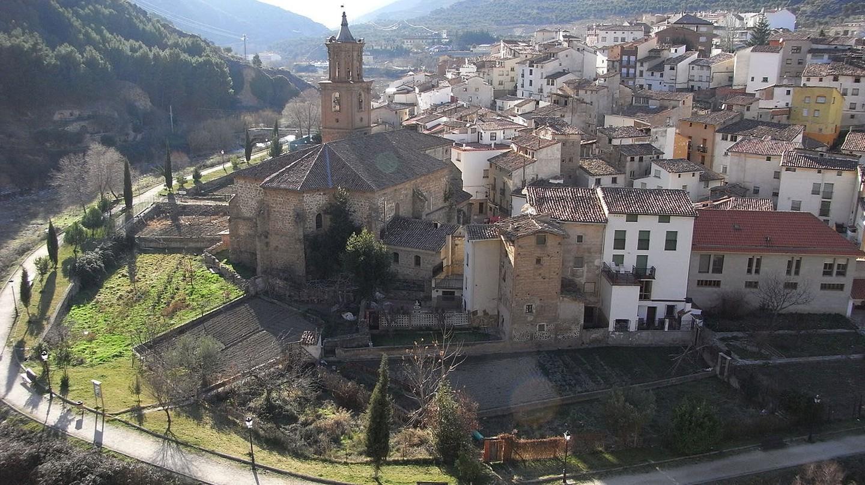 Arnedillo, La Rioja, Spain | ©BigSus / Wikimedia Commons