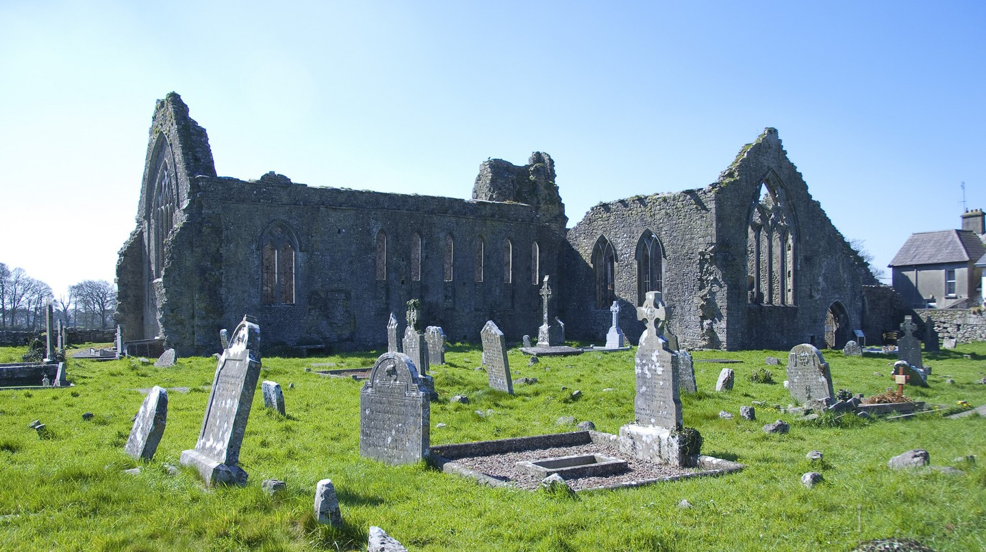 Athenry Abbey| © Conor Lawless/ Flickr