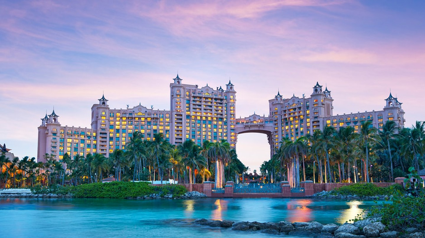 Atlantis Paradise island Resort |Courtesy of Atlantis Bahamas