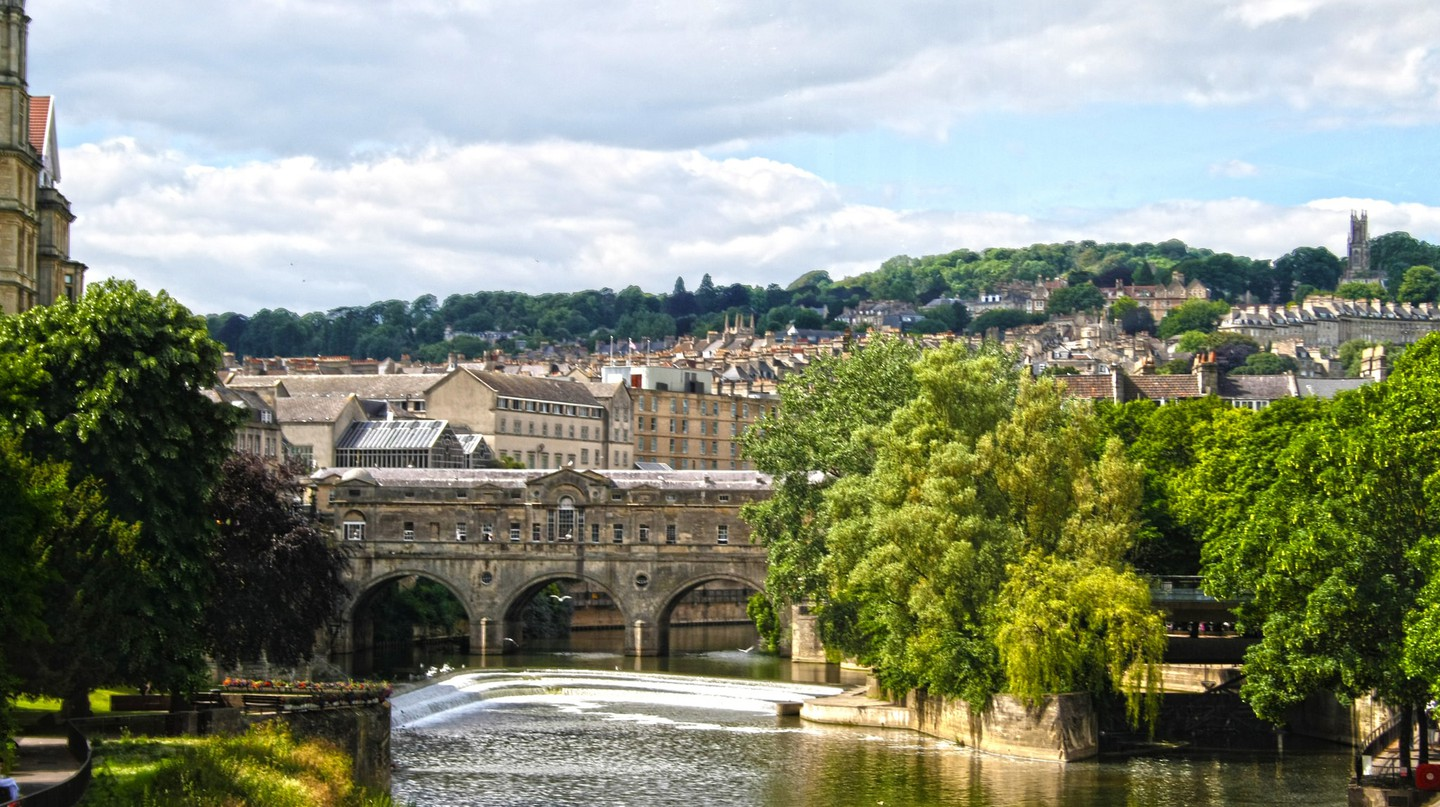 Bath, England | © Verino77/Flickr