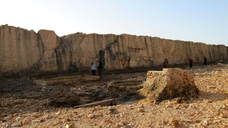 Phoenician Wall in Batroun  | © The Grg/ Wikimedia Commons