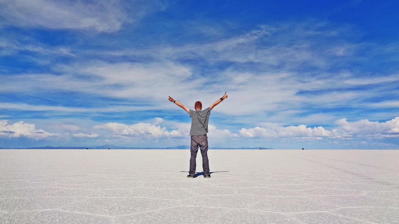 Bolivia's salt planes | public domain / Pixabay