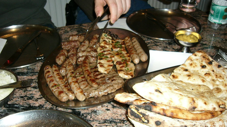 Bosnian Meat Platter | © BiHVolim/WikiCommons