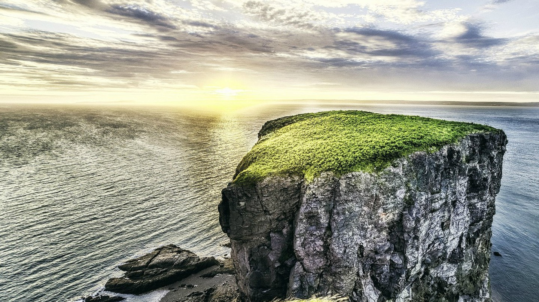 Cape Split | © Darrellrlewis/WikiCommons