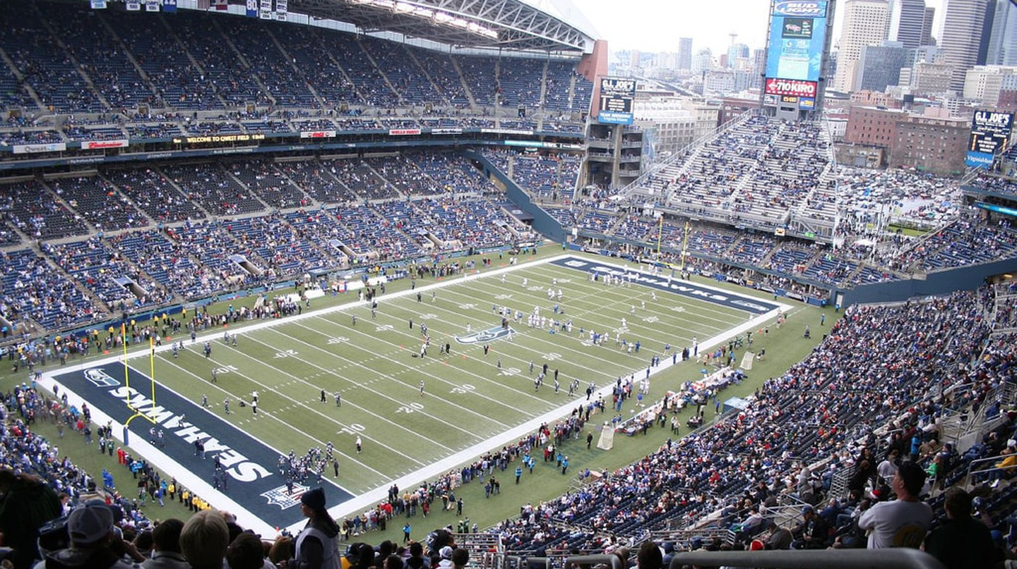 CenturyLink Field | © Paul Joseph / Flickr