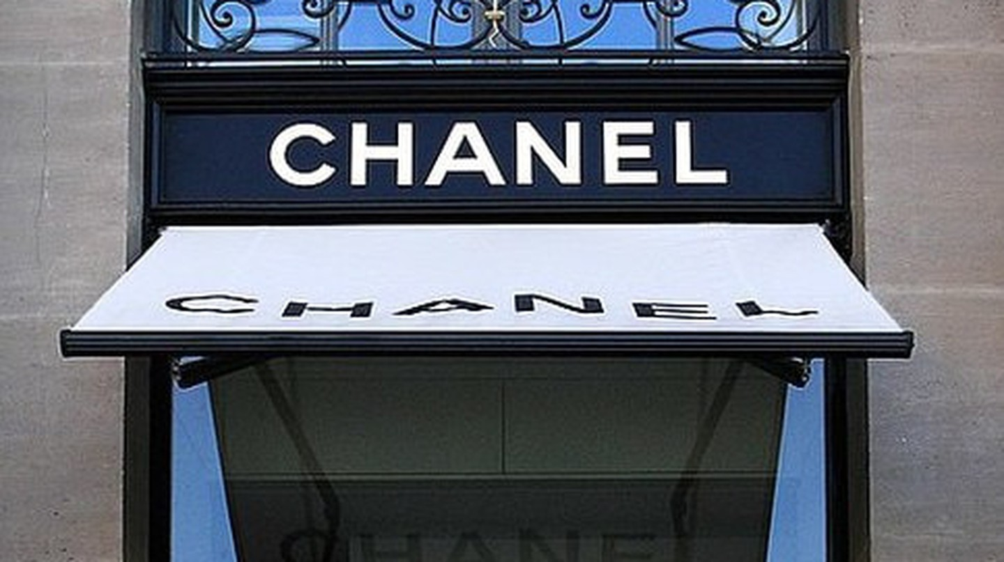 Chanel headquarters in Paris