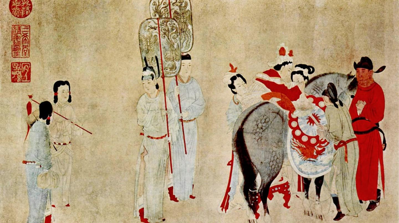 Yuan Dynasty Painting   Public Domain / WikiCommons